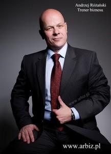 Andrzej Różański Trener komunikacji