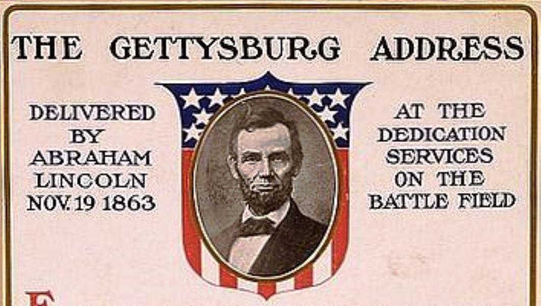 Przemowa gettysburska