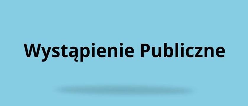 Wytąstąpienia Publiczne Przemawianie Coaching