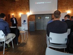 Konferencja PayPal TROL Mirosław Sobieraj