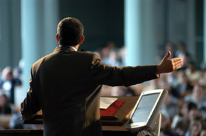 mówca i przemówienie