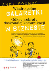 Wiadro pełne GALARETKI - Andy Bounds