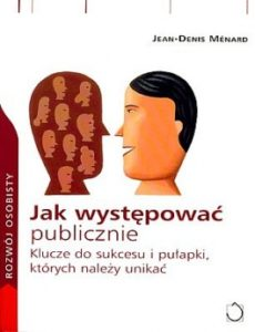 Jak występować publicznie - książka