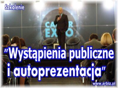 Szkolenie dla mówców w Akademii Przemawiania ARBIZ